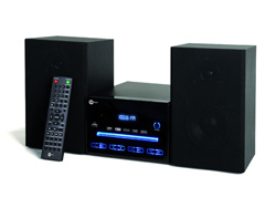 Hi-Fi mikrosystém s DVD model MP man XRDV 32