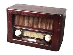 Retro rádio model Roadstar HRA-1510