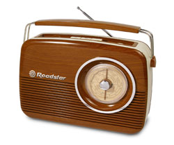 Přenosné rádio model Roadstar TRA-1957/WD
