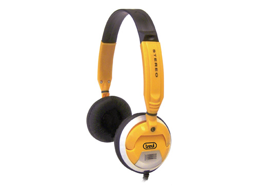Trevi DLX 678 yellow